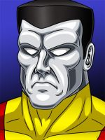 Colossus by Red-Flare