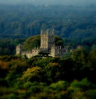 Highclere Castle by Kaz-D