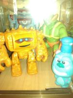 Toy Story characters 3 by thereanimatedunknown