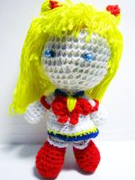 Sailormoon Crochet Doll by Nissie