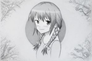 Japanese Girl by MCorderroure
