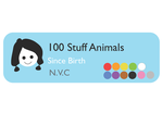 100 Stuff Animals Since Birth (WIP) by NikumuUzumaki