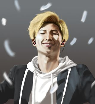 BTS SERIES: Rapmon by Shygirl23