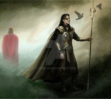 Allfather... by Howl-45