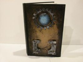 Steampunk Sketch Book by eldon14
