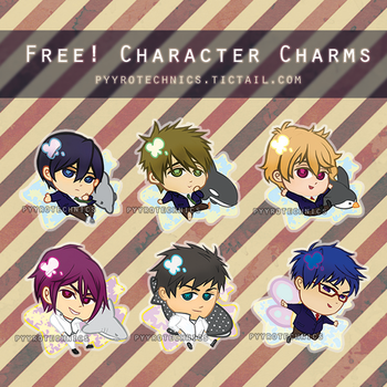 Free charms by fengsong