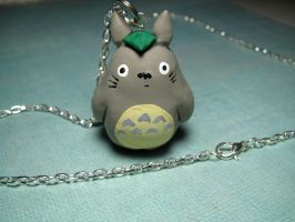 My Neighbor Totoro (Custom Etsy order) by SPiCEYRiCEY