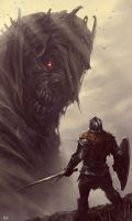 Dark Souls by norbface
