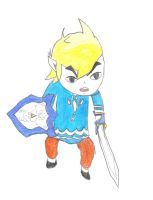 WW Link is tired by Malion
