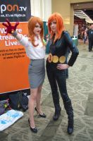ECCC 2014 - Pepper and Natasha Preview by AnyaPanda