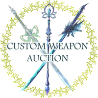 Custom Weapon Auction CLOSED by Forged-Artifacts