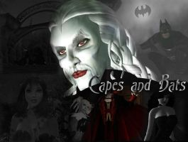 Capes and Bats by Wanders Nowh by chrisdee