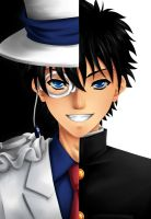 Kaito Kid or... by Iksia