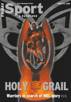 HOLY GRAIL by space-for-thought