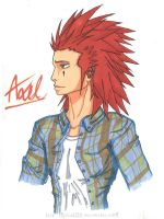 Axel Plaid by josie1130