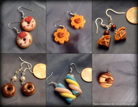 Fimo Creations by floina