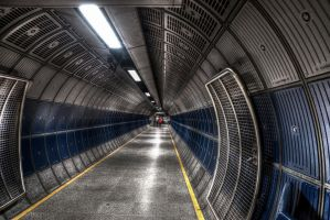 London Underground by Spyder-art