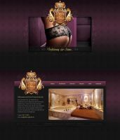 Pretty Woman Website by ristaumedia
