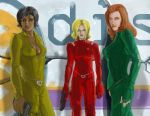 Totally Spies by apronce