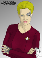 Voyager is my Collective by DarkFurianX