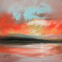 Islay Orange by NaismithArt