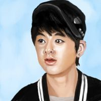 Amber Liu by EclecticNinja