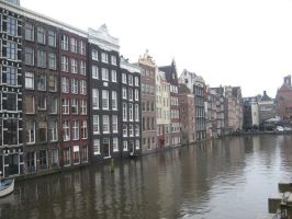 Amsterdam by Captain-Savvy