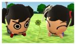 Pucca x Garu in Tomodachi life by Puccalover345