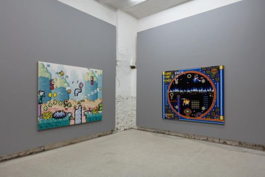 Exhibition - Crafted Worlds 3, 2017 by perfhager