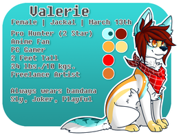 Valerie Reference by rainyfurz