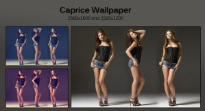 Caprice Wallpaper by Dj-TheKiller