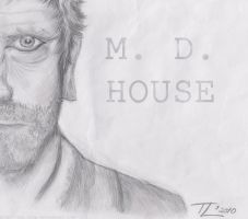 House M. D. by Tai-L-RodRigueZ