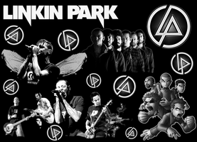 Linkin Park Wallpaper... by Beth182