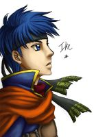 Finished Art Trade - Ike FE9 by RoyLover