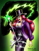 Enigmawing: the Sorceress. . . by enigmawing