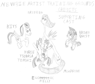 NATG, best supporting cast by Fox-E