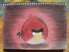 Angry Birds - Big Brother Bird by Slinkgirl95
