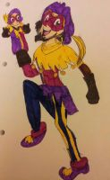 Clopin by DoodleDayDream