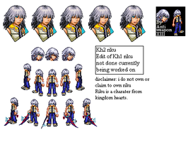 Project Riku by AntiweaponXIII