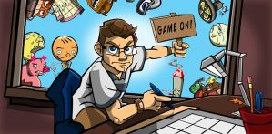 Game On-Ugly Projects by Lucas-Zebroski