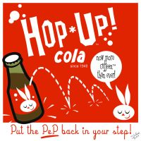 Hop Up Cola by tinamin1