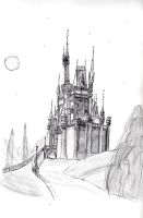 Cinderella's Castle by FalseDisposition