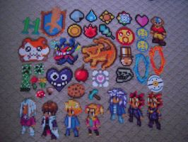 Perler Bead Collection 1 by 11H