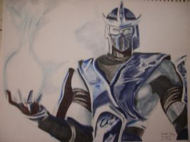 Sub zero by khmer-shinobi