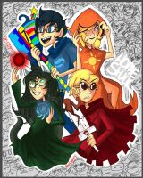 .Homestuck. by zamii070