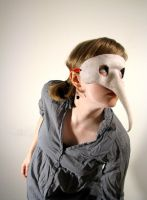 Bird Mask by Dr-K