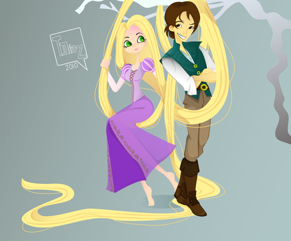 Let get TANGLED by tamarushka