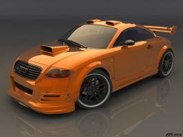 Audi TT Tuned nr.2 by cipriany