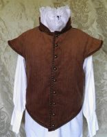 The Tudors inspired doublet PCW10-2 by JanuaryGuest