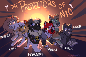 The Protectors Of Nio by vvulpus